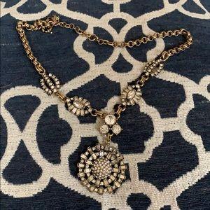 J. Crew chunky costume jewelry piece necklace